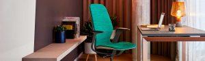 Silla despacho home office SILQ Dinof