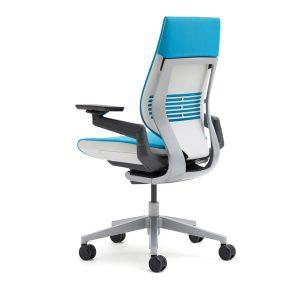 Dinof - silla gesture con recubrimiento