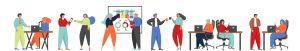 Post Covid - Preparando los espacios de trabajo