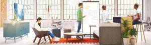 Diseñando para una experiencia de trabajo mejor - DINOF
